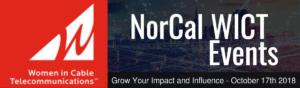 Norcal wict event header