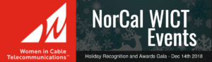 Norcal wict holiday gala
