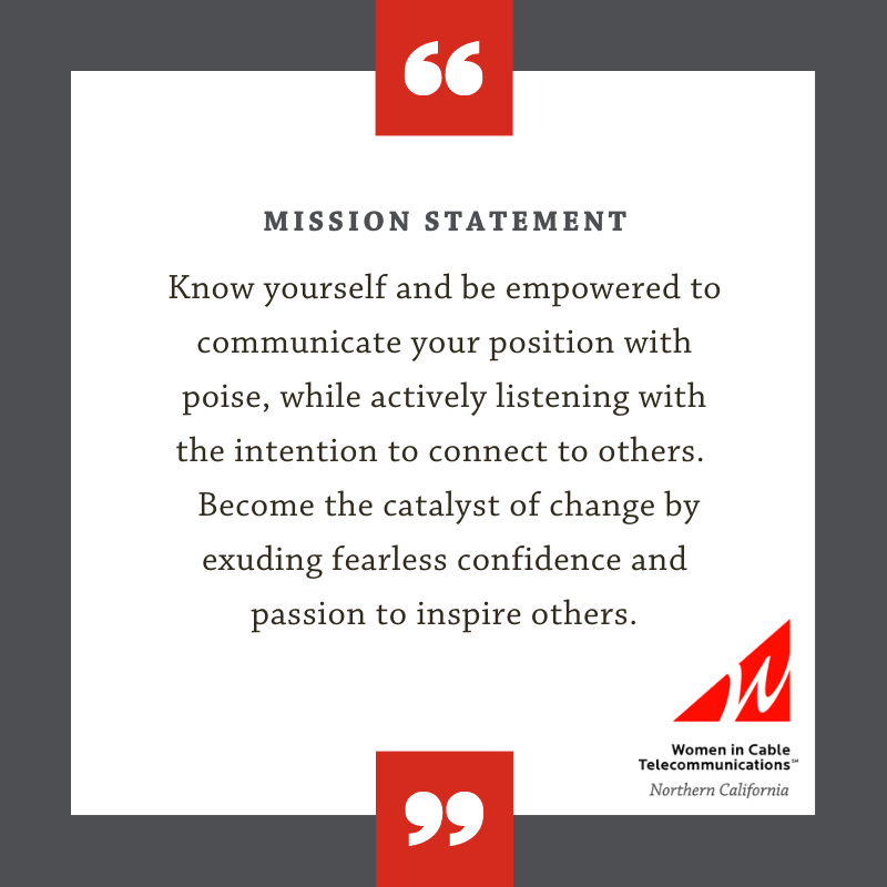 NorCal WICT Mission Statement